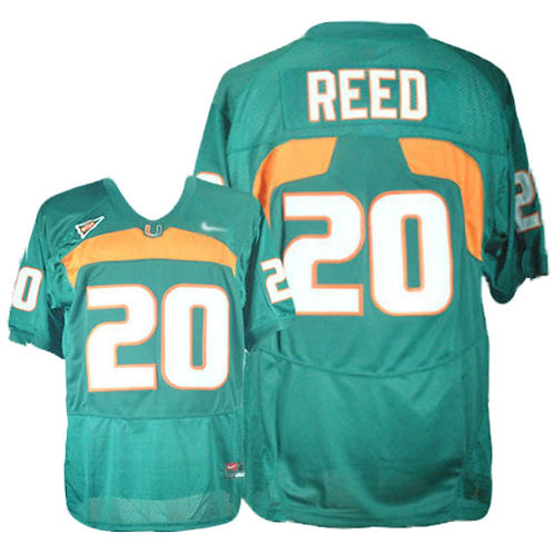 Men Ed Reed Miami