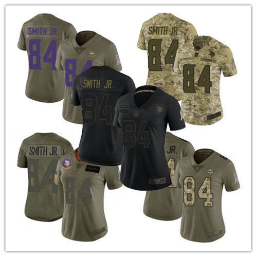 Women Irv Smith Jr. Limited Salute to Service Olive, Camo, Black