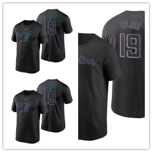 Men Miguel Rojas T-Shirt Black