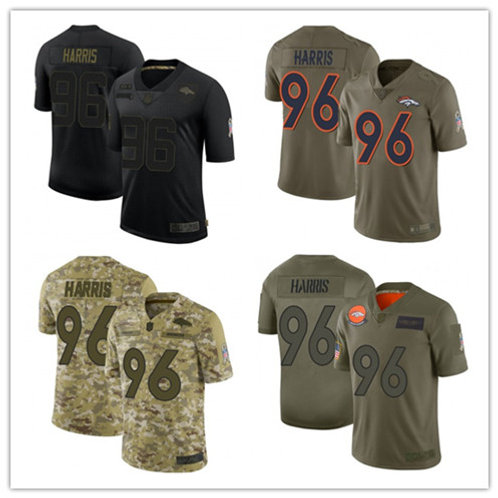 Men Shelby Harris Limited Salute to Service Olive, Camo, Black