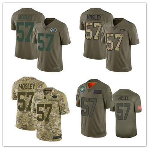 Men C.J. Mosley Limited Salute to Service Olive, Camo