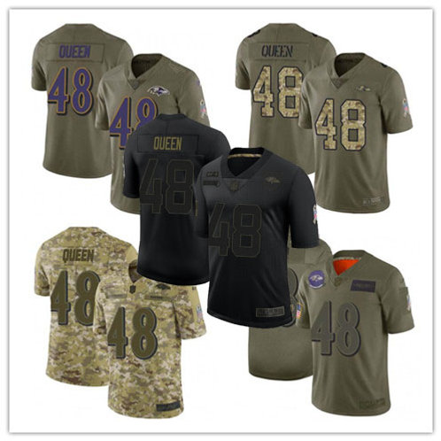 Men Patrick Queen Limited Salute to Service Olive, Camo, Black