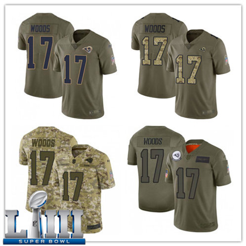 Men Robert Woods Limited Salute to Service Olive, Camo