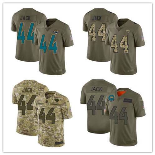 Men Myles Jack Limited Salute to Service Olive, Camo