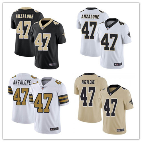 Men Alex Anzalone Vapor Limited Black, White, Color Rush, Gold