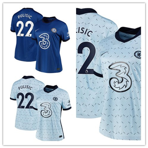Women CHE Christian Pulisic 2020/21 Home, Away
