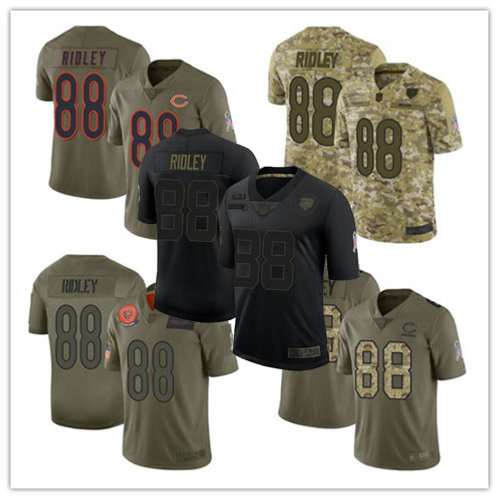 Youth Riley Ridley Limited Salute to Service Olive, Camo, Black