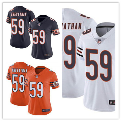Women Danny Trevathan Vapor Limited Navy, White, Orange