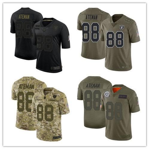 Men Marcell Ateman Limited Salute to Service Olive, Camo, Black