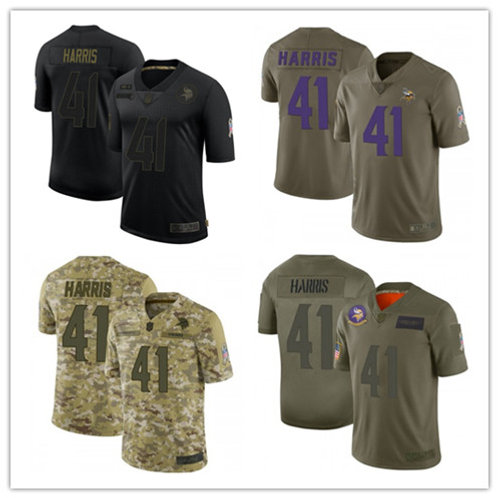 Men Anthony Harris Limited Salute to Service Olive, Camo, Black