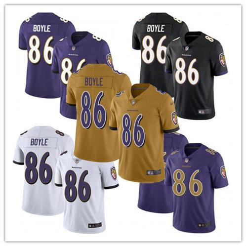 Youth Nick Boyle Vapor Limited Purple, White, Black, Rush, Gold