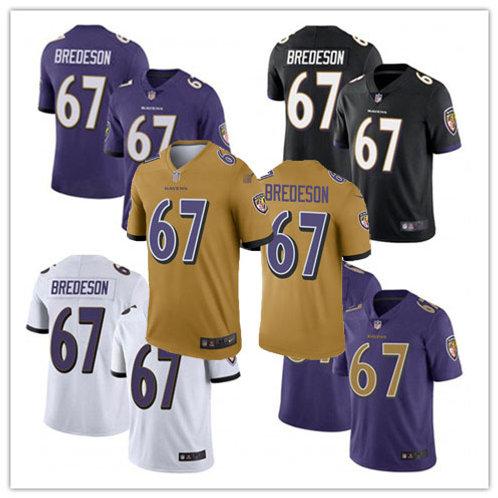 Men Ben Bredeson Vapor Limited Purple, White, Black, Rush, Gold