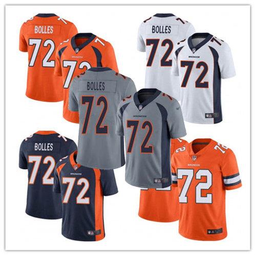 Men Garett Bolles Vapor Limited Orange, White, Navy, Rush, Grey