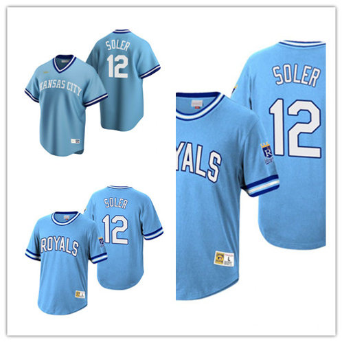 Men Jorge Soler Copperstown Light Blue
