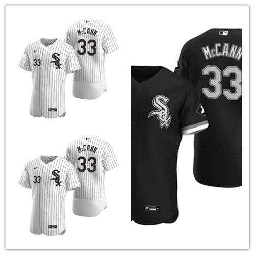 Men James Mccann 2020/21 Authentic White, Black