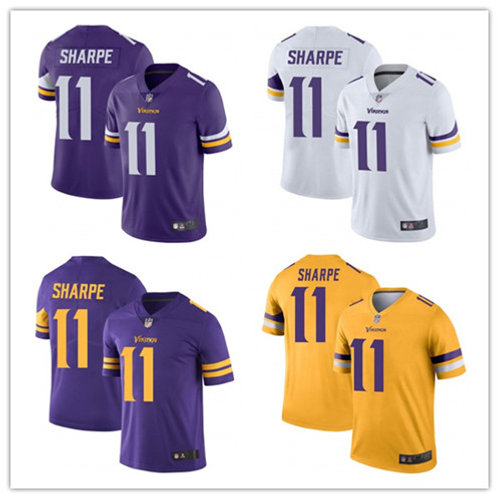 Men Tajae Sharpe Vapor Limited Purple, White, Color Rush, Gold