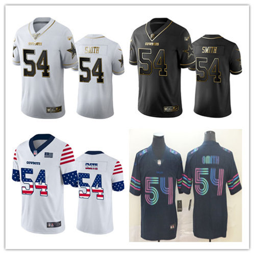 Men Jaylon Smith Limited Golden Edition, Independence Day, City Edition