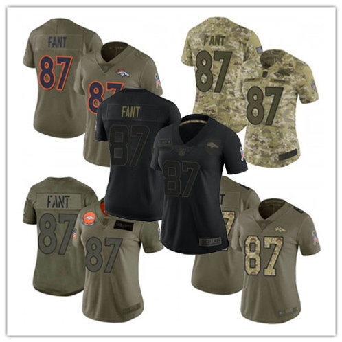 Women Noah Fant Limited Salute to Service Olive, Camo, Black