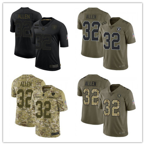 Men Marcus Allen Limited Salute to Service Olive, Camo, Black