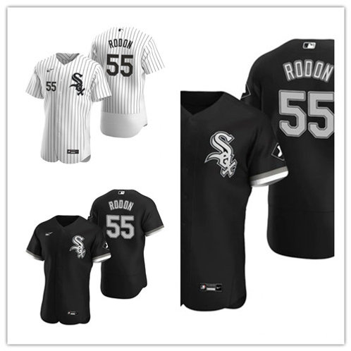 Men Carlos Rodon 2020/21 Authentic White, Black