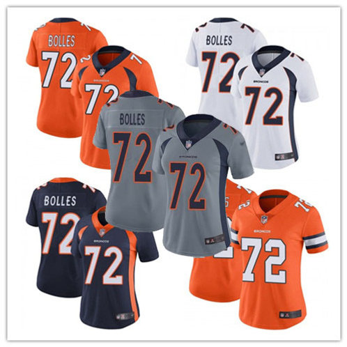 Women Garett Bolles Vapor Limited Orange, White, Navy, Rush, Grey