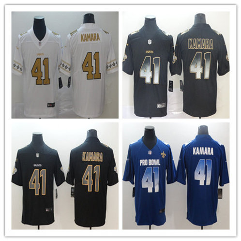 Men Alvin Kamara Limited Logo Fashion, Smoke, Impact, All-Star