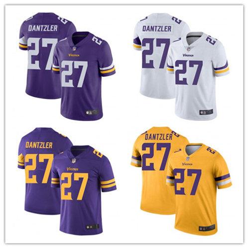 Men Cameron Dantzler Vapor Limited Purple, White, Color Rush, Gold
