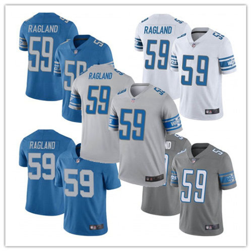 Men Reggie Ragland Vapor Limited Blue, White, Alternate, Rush, Grey