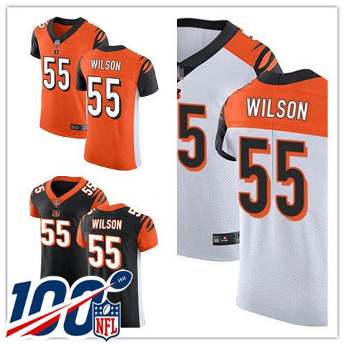 Men Logan Wilson Vapor Elite Black, White, Orange