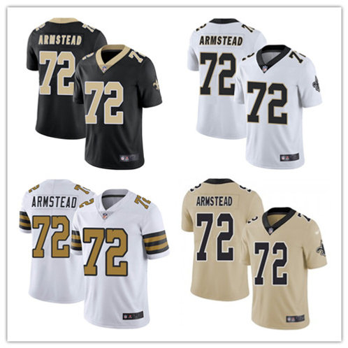 Youth Terron Armstead Vapor Limited Black, White, Color Rush, Gold