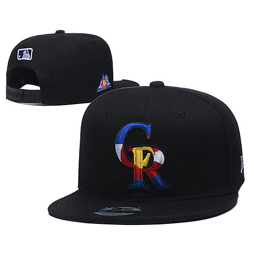 Men Authentic Game Hat Black
