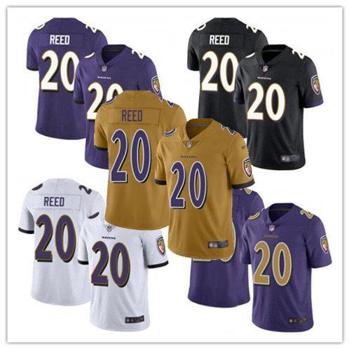 Men Ed Reed Vapor Limited Purple, White, Black, Rush, Gold