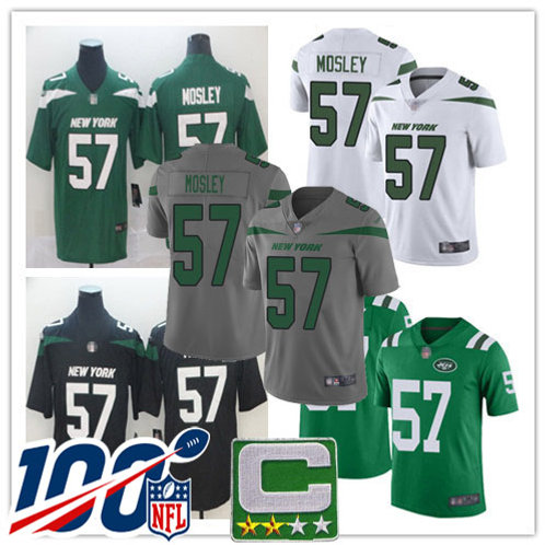 Men C.J. Mosley Vapor Limited Green, White, Black, Rush, Gray