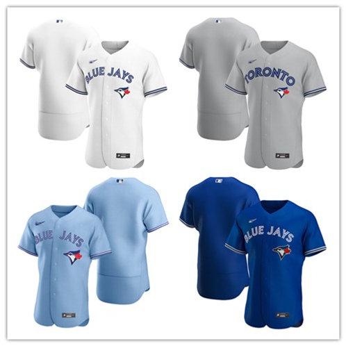 Men Blank 2020/21 Authentic White, Gray, Royal Blue, Light Blue