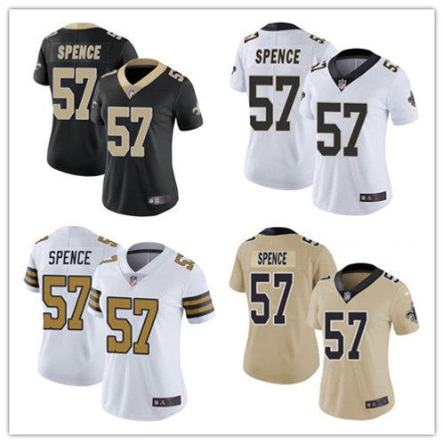 Women Noah Spence Vapor Limited Black, White, Color Rush, Gold