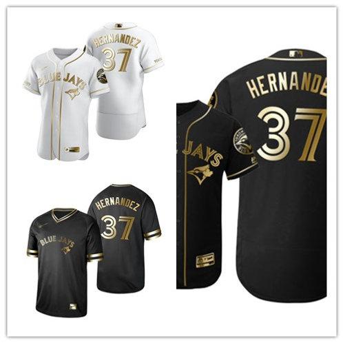 Men Teoscar Hernandez White Golden, Black Golden