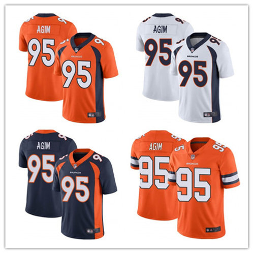 Youth McTelvin Agim Vapor Limited Orange, White, Navy, Rush