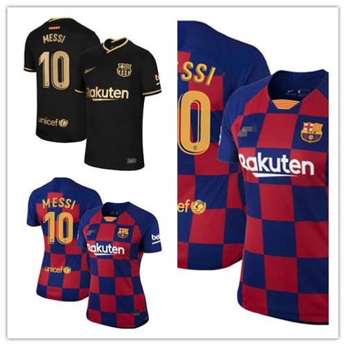 Women BAR Lionel Messi 2020/21 Home, Away