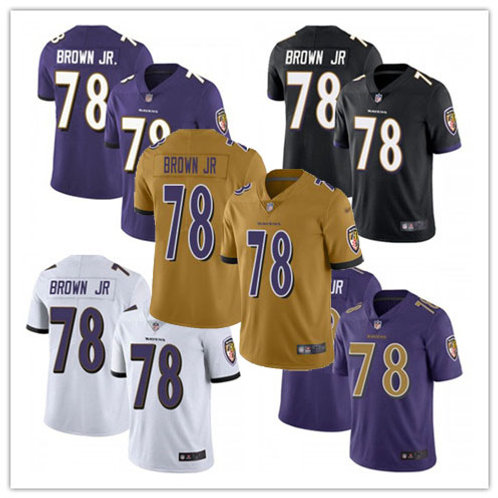 Men Orlando Brown Vapor Limited Purple, White, Black, Rush, Gold
