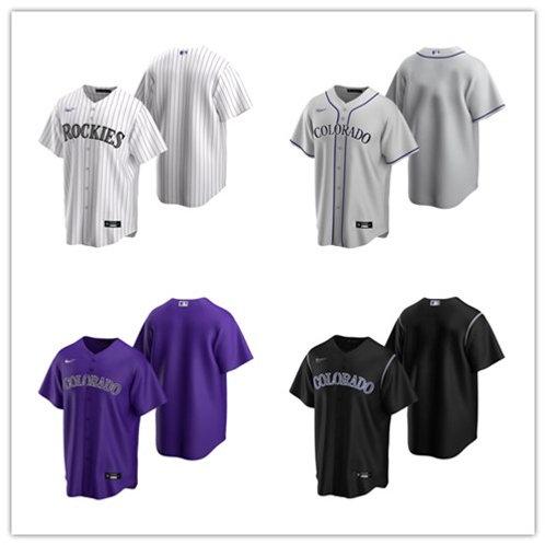Youth Blank 2020/21 Replica White, Gray, Purple, Black