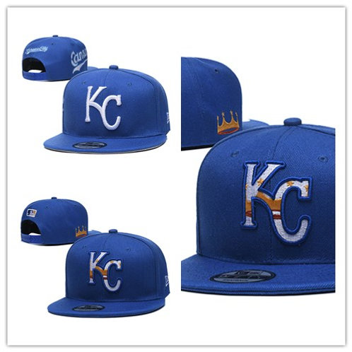 Men Authentic Game Hat Royal Blue