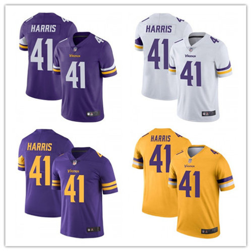 Youth Anthony Harris Vapor Limited Purple, White, Color Rush, Gold