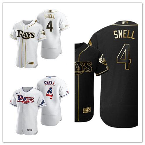Men Blake Snell Flex Base White Golden, Black Golden, Fashion