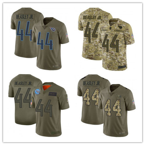 Men Vic Beasley Limited Salute to Service Olive, Camo