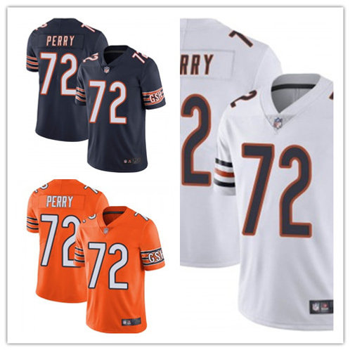 Youth William Perry Vapor Limited Navy, White, Orange