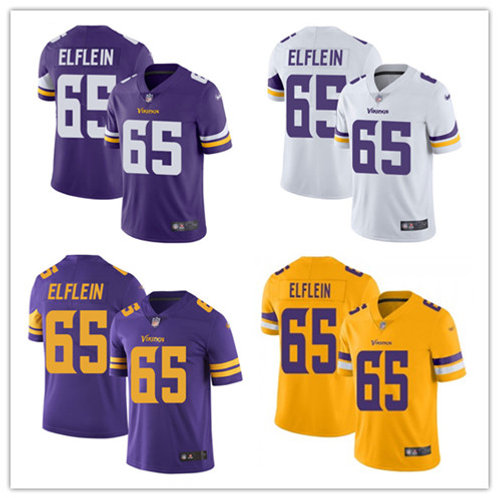 Youth Pat Elflein Vapor Limited Purple, White, Color Rush, Gold