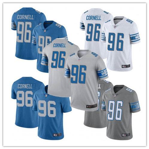 Youth Jashon Cornell Vapor Limited Blue, White, Alternate, Rush, Grey