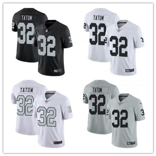 Youth Jack Tatum Vapor Limited Black, White, Color Rush, Silver