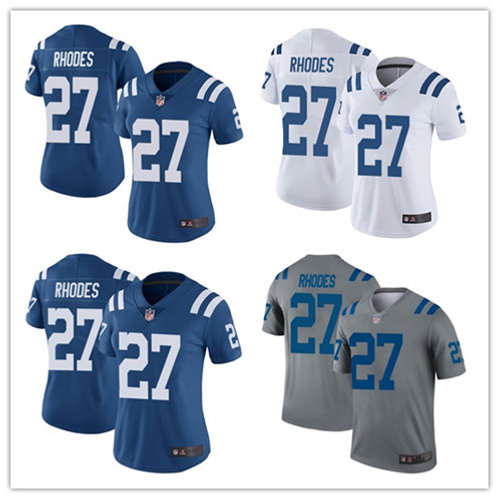 Women Xavier Rhodes Vapor Limited Blue, White, Rush, Gray