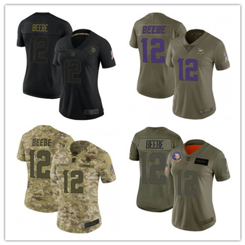 Women Chad Beebe Limited Salute to Service Olive, Camo, Black